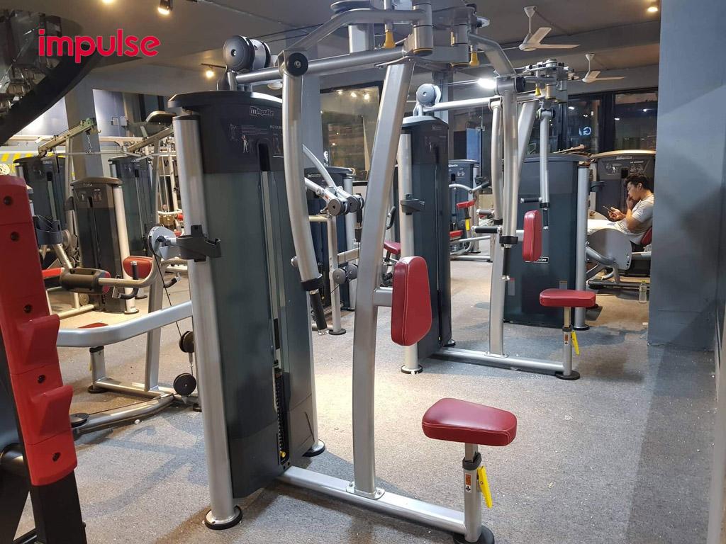 Mega Fitness ở Đà Nẵng