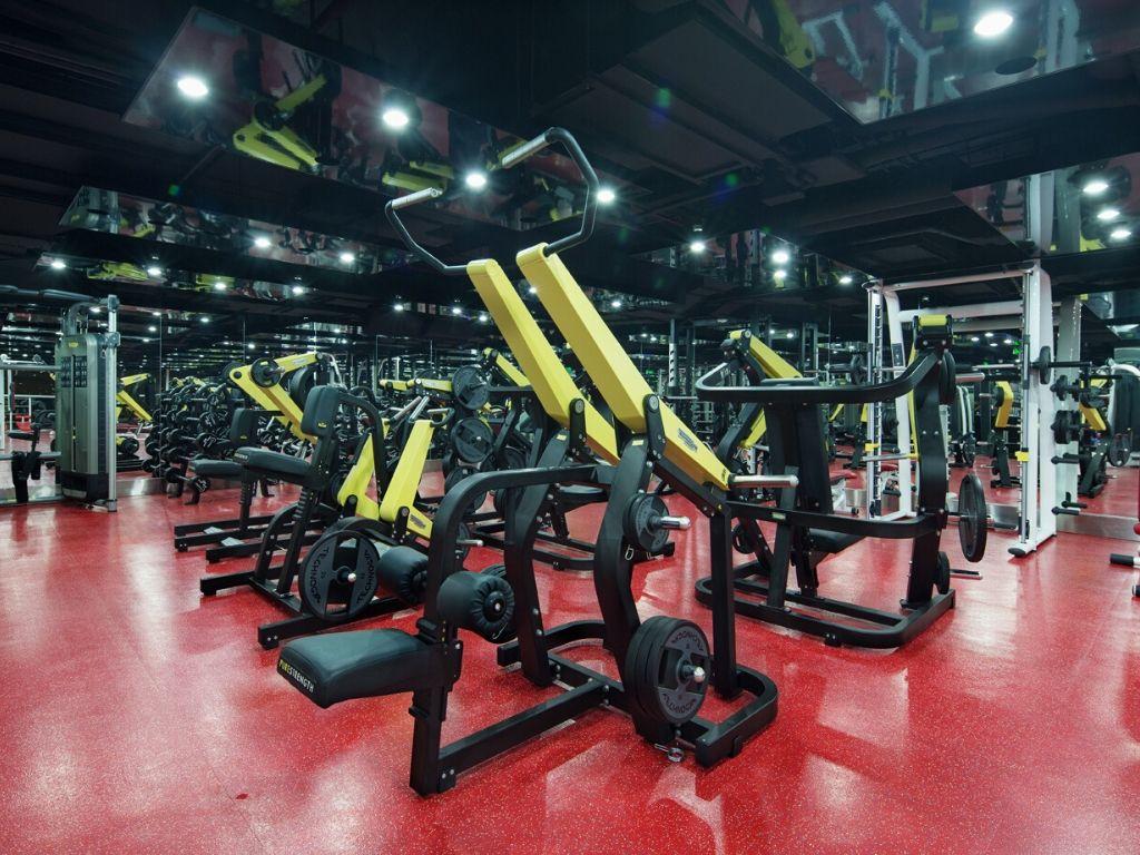 Linh kiện thiết bị Gym