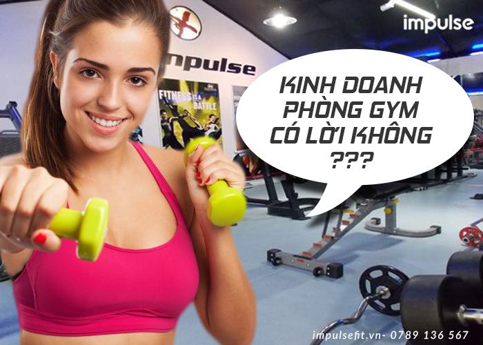 kinh doanh phòng gym