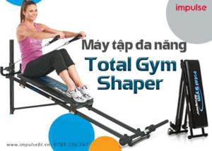 Máy tập đa năng Total Gym Shaper