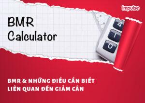 BMR và những điều cần biết liên quan đến giảm cân