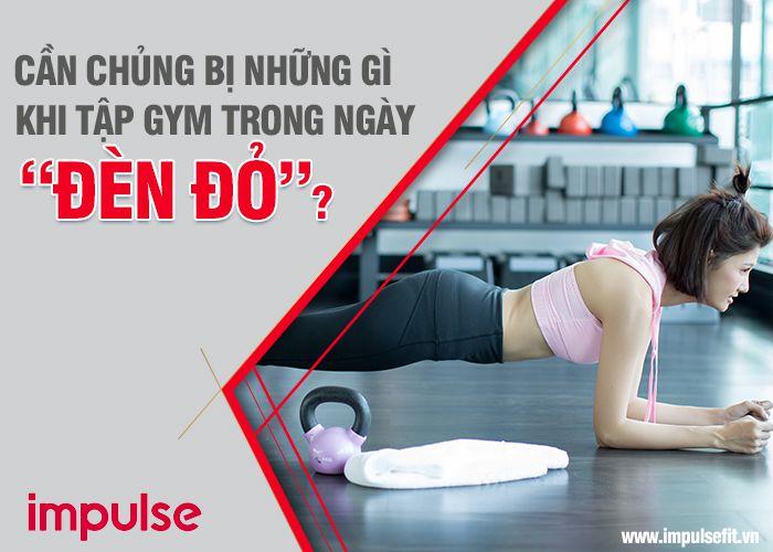 có nên tập gym khi có kinh nguyệt