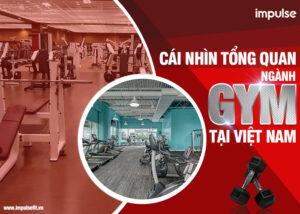 tổng quan ngành gym