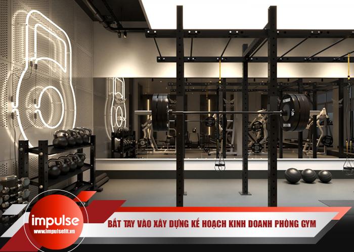 kế hoạch kinh doanh phòng gym