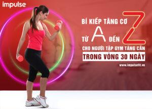 người gầy tập gym tăng cân