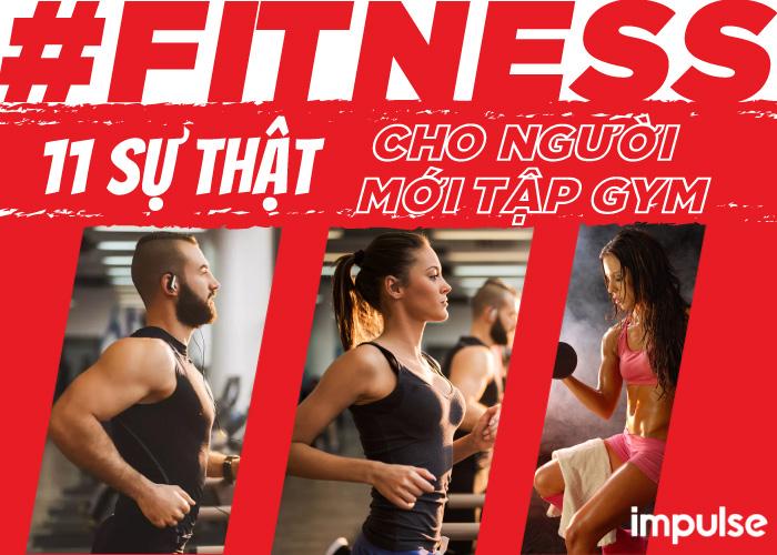 11 sự thật về fitness