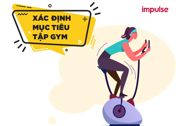 động lực tập gym