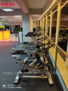 phòng gym VALA KICK FITNESS