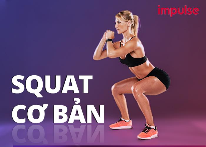 squat cơ bản