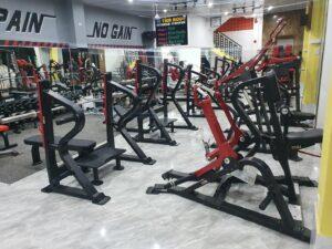 Setup phòng gym tâm thân