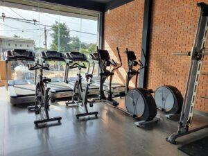 setup phòng gym - B gym