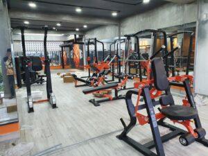 setup phòng gym hello gym