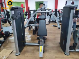 setup phòng gym the city gym